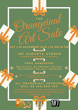 Copy of Copy of ORANGEinal Holiday Sale.