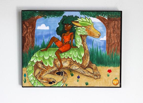 the dragon tamer.