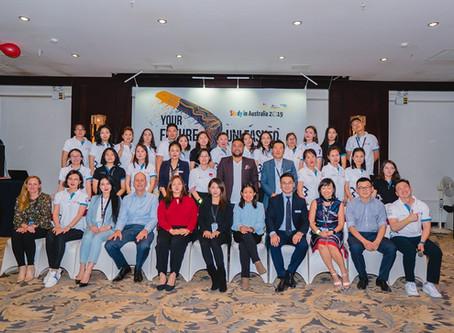 """Study in Australia Expo"" in Ulaanbaatar, Mongolia"