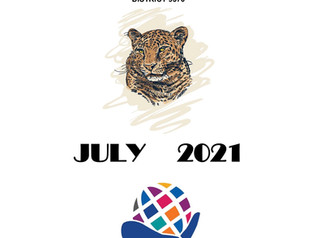 July Newsletter 2021