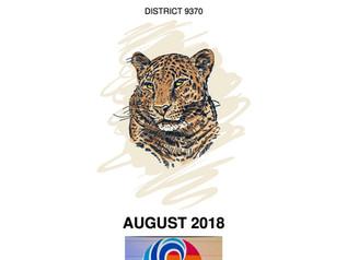 Newsletter August 2018