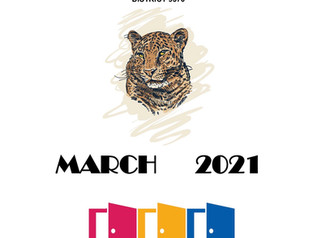March Newsletter 2021
