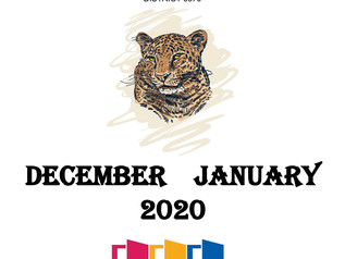 December/January Newsletter 2020
