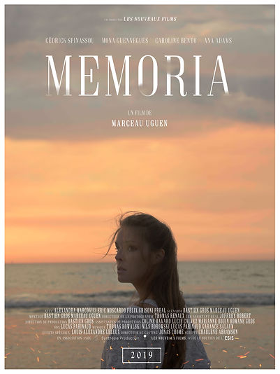 Affiche Memoria 2019