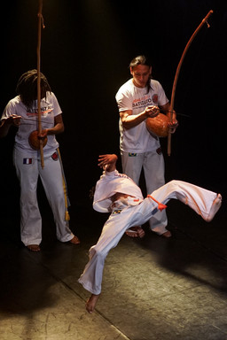 Spectacle de danse Afrobrienne