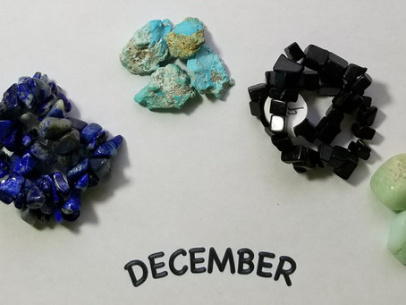December Birthstones!!