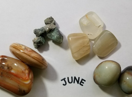 June Birthstones are Here!!