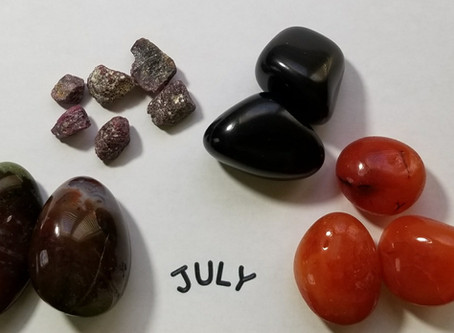 July Birthstones!!