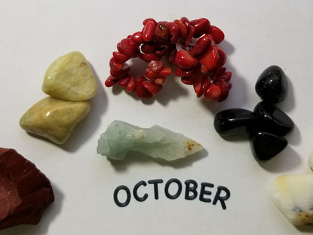 October Birthstones!!