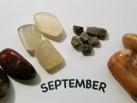 September Birthstones!!
