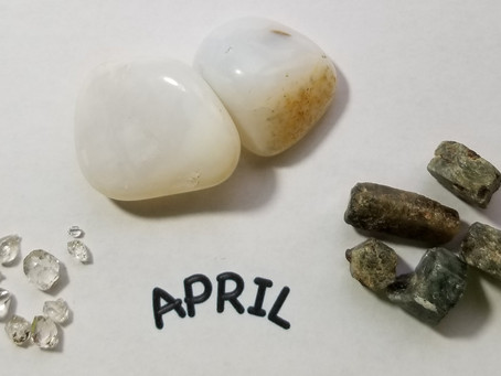 April Birthstones!!