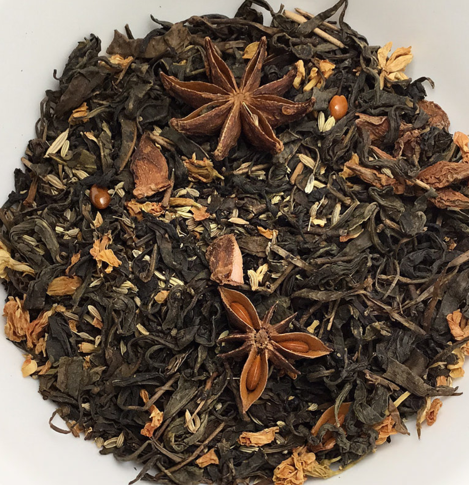 Licorice Green Tea