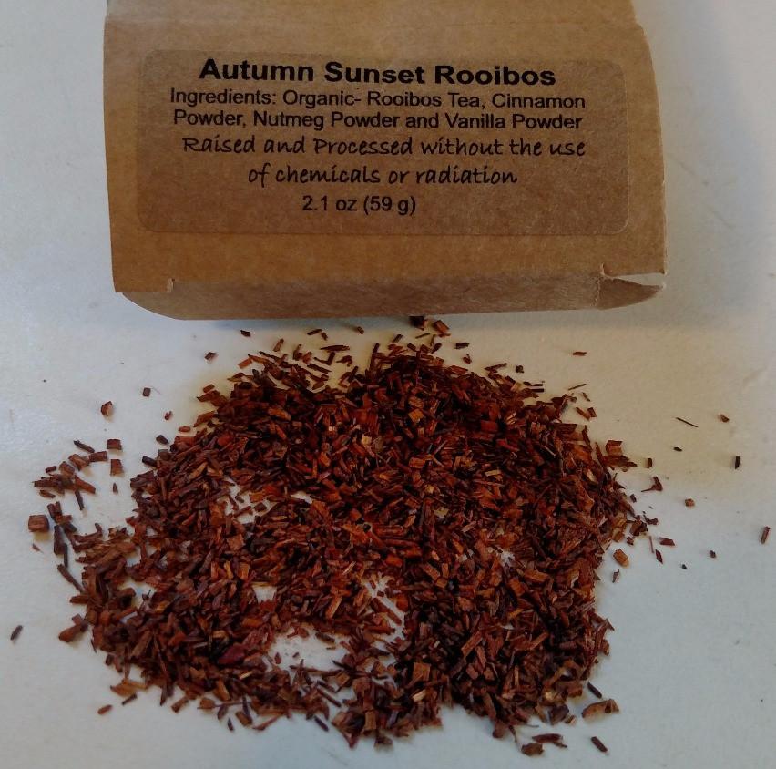 Autumn Sunset Rooibos Tea