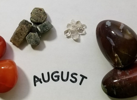 August Birthstones!!