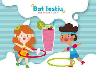 Bat l'estiu