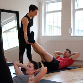 Choosing a beginners Pilates class