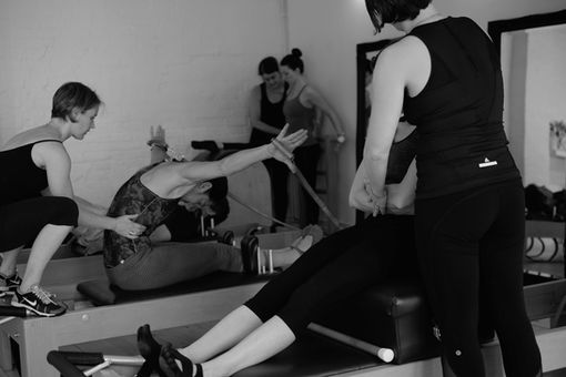 Romana's Pilates Teacher Training, London, UK,