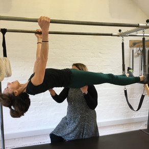"Pilates and the ""Eureka!"" moment - How one word can change it all. By Gilli V"