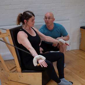 Am I improving? Body awareness and the mind-body connection in Pilates
