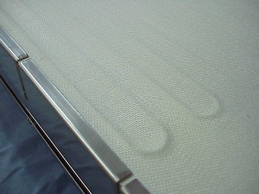 Quartz Fabric IR Panel Heater Coil