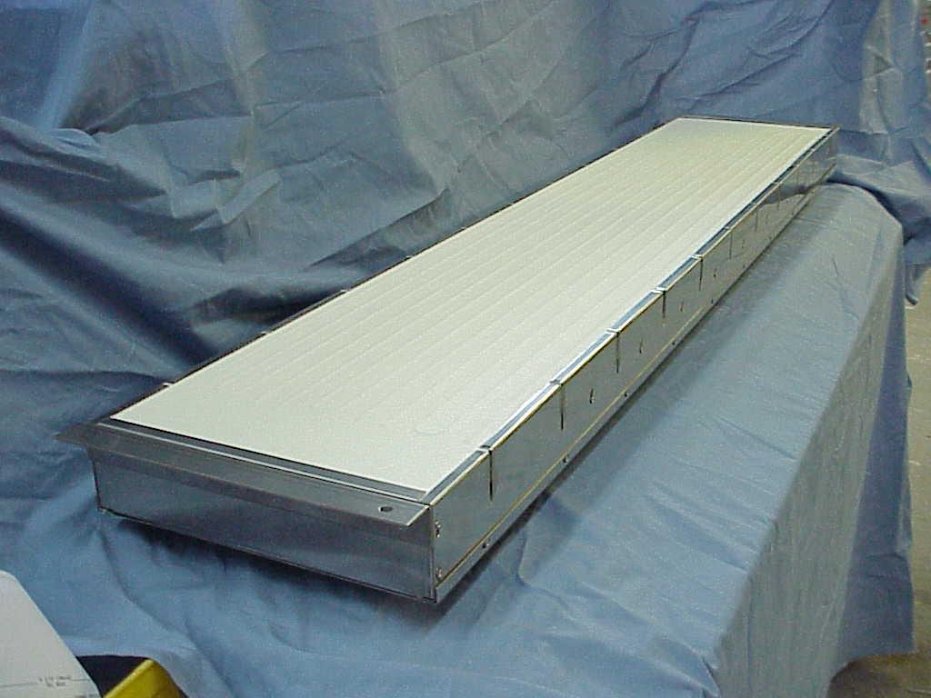Quartz Fabric Infrared Panel Heater
