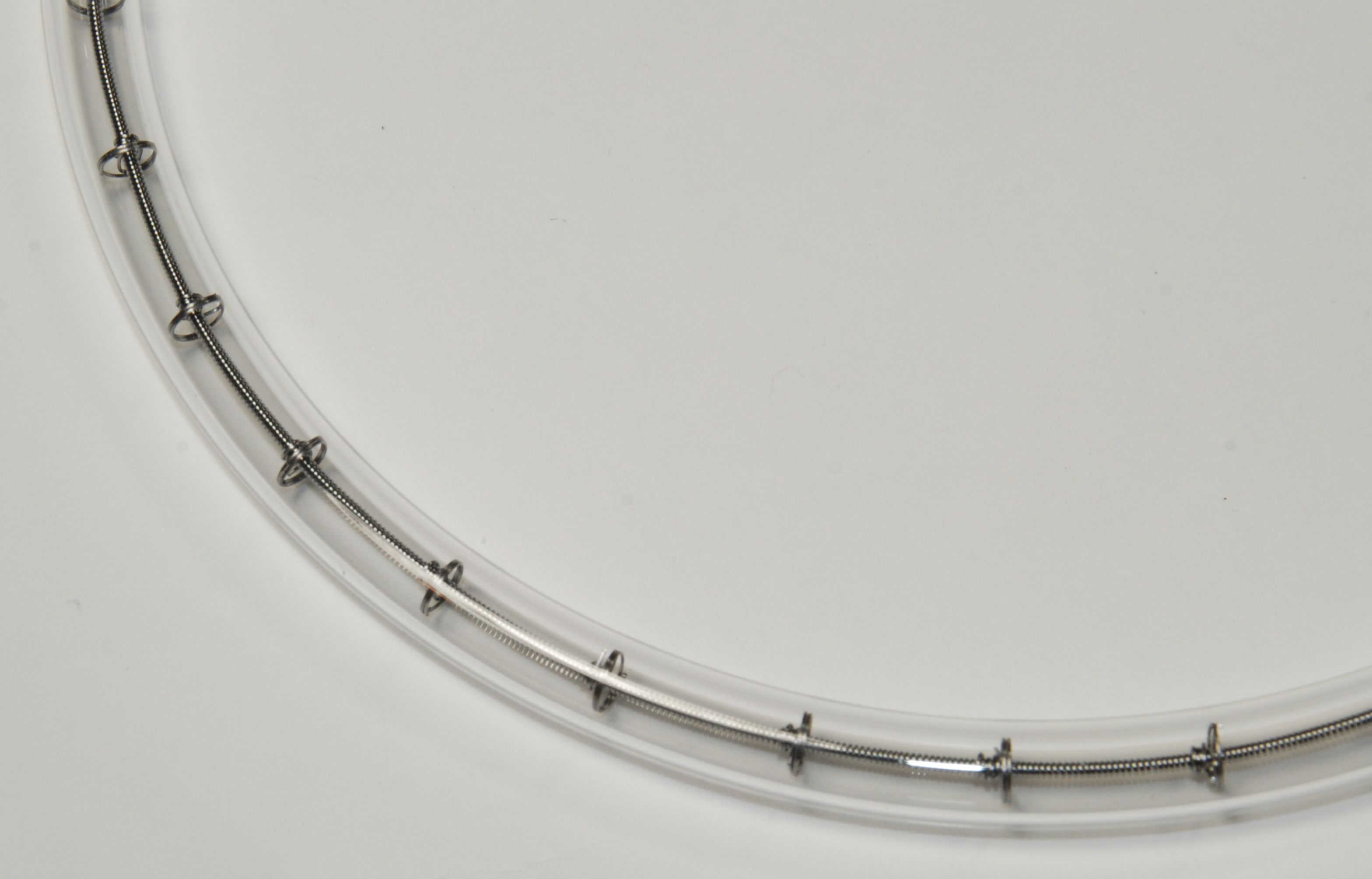 Tungsten Filament of Omega IR Lamp