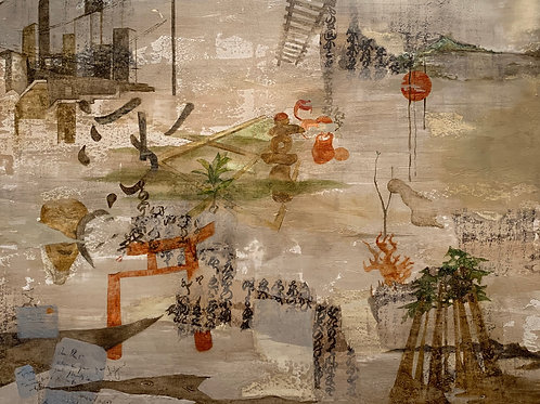 Fragments - Michelle Belgiorno