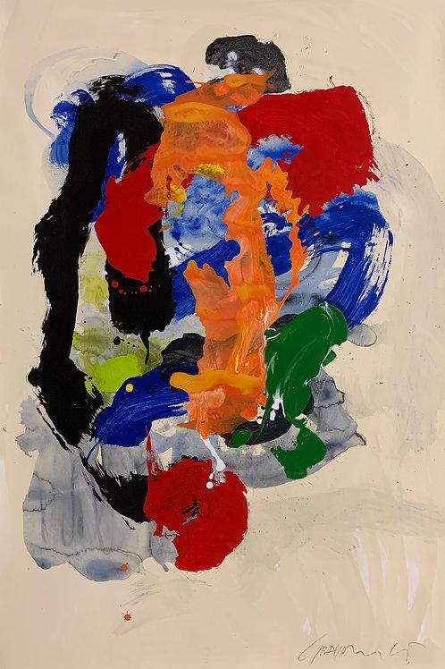 Shatter the Darkness No 3 - Graham Kuo