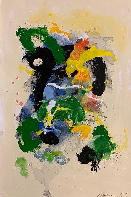 Shatter the Darkness No 8 - Graham Kuo
