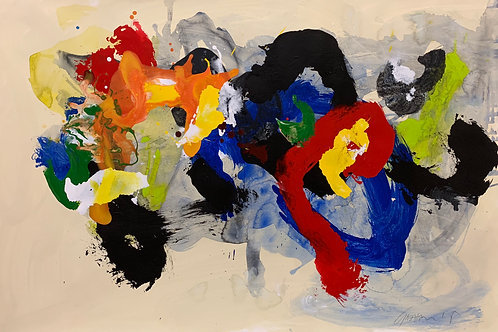Shatter the Darkness No 1 - Graham Kuo