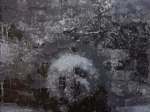 Shan Shui with Panda No 1 - Adam Chang