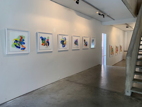 Graham Kuo - Recent Works at 109 Riley Street