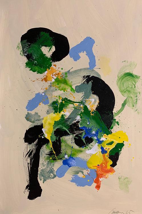 Shatter the Darkness No 9 - Graham Kuo