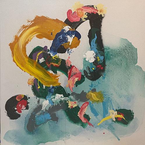 In Summer Air No 9 - Graham Kuo
