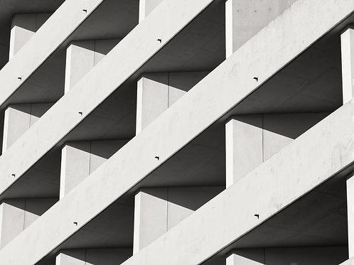 Abstract, Zetland - Carol Muller