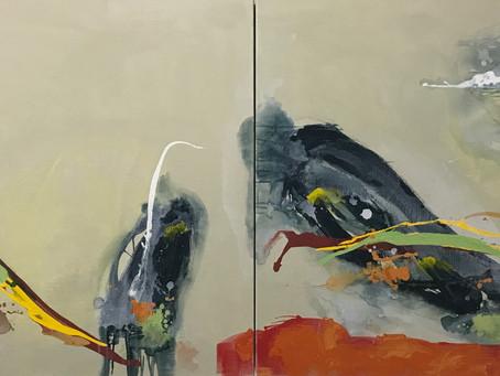 Finalist in 2017 Paddington Art Prize