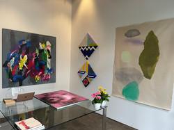 Garage to Gallery installation