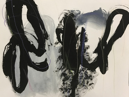 Finalist in 2017 Adelaide Perry Prize for Drawing