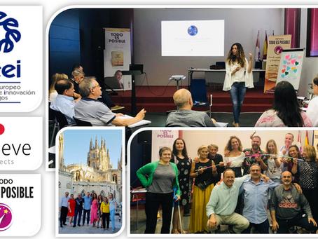 """Seminario """"Amor, misterios del cerebro afectivo"""". Centro Europeo de Empresas e Innovación, Burgos"""