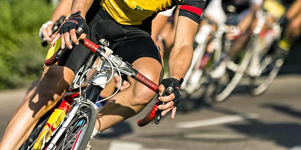 Triatholon Cyclists