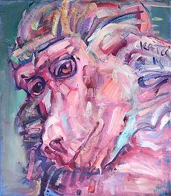 Guido Katol, Malkurs, Portrait