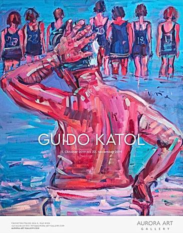 Guido Katol. Ausstellung