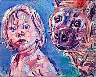 Guid Katol, Malerei