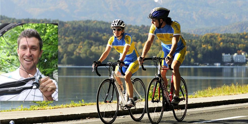 Radtour mit Ex-Top Rad Profi Bernhard Eisel