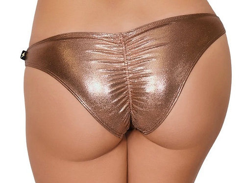 Cleo Rose Gold Scanty Pants