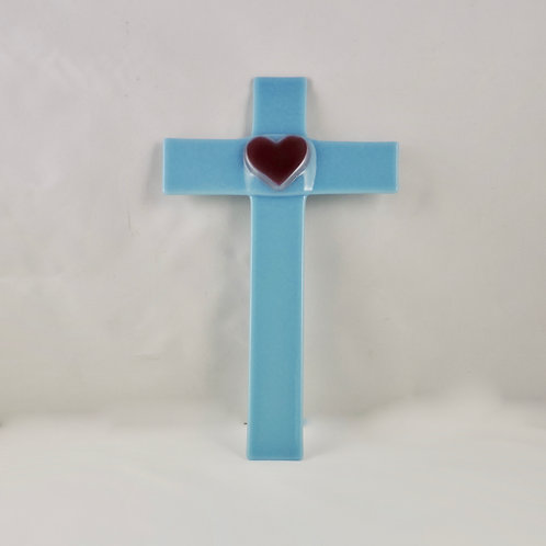 Heart Cross 2