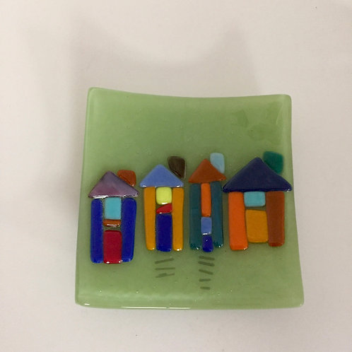 Light Green Homes Collection Small Plates