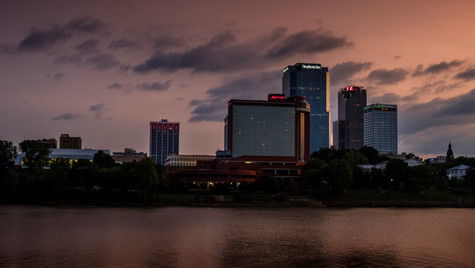 Downtown Little Rock, Arkansas