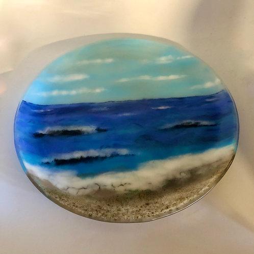 Ocean Platter and Serving Plates