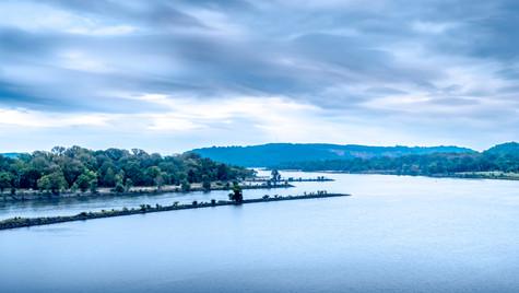 Big Dam Bridge, Little Rock, Arkansas
